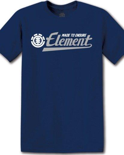 1 Signature T-Shirt Black M401VESI Element