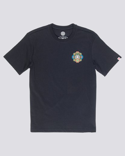 1 Abyss Tee Blue M401WEAB Element