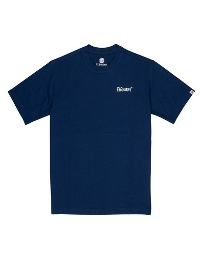 0 Alcove T-Shirt Black M4062EAL Element