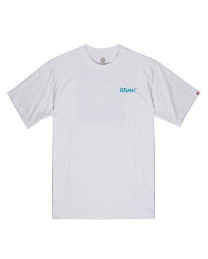 1 Alcove T-Shirt White M4062EAL Element