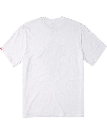 1 Mighty Joe T-Shirt White M4063EMI Element