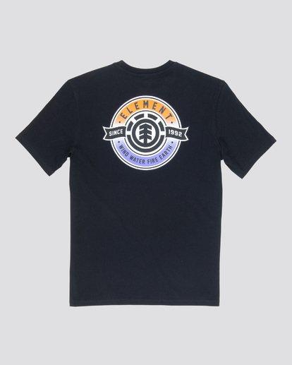 1 Medallion T-Shirt Blue M4501EME Element