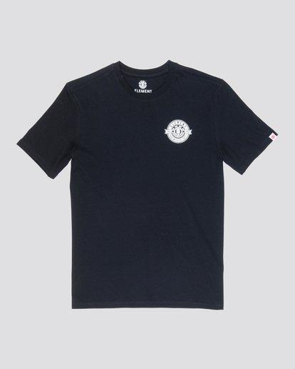 0 Medallion T-Shirt Blue M4501EME Element