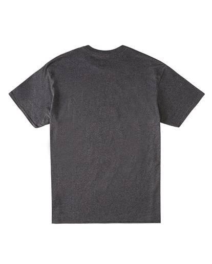 1 Vertical T-Shirt Grey M4501EVE Element