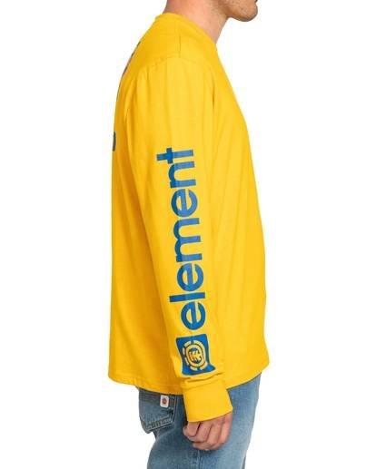 3 Joint II Long Sleeve T-Shirt Multicolor M4803EJ2 Element