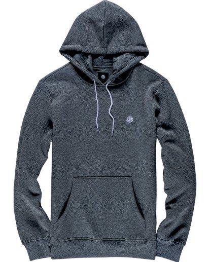 1 Cornell Classic Hoodie Grey M661VECH Element