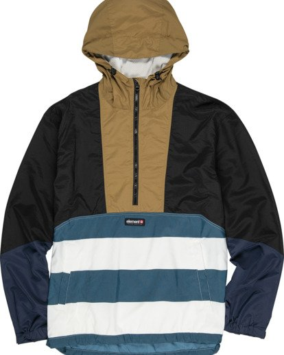 2 Alder Tokyo Jacket Blue M7021ETP Element