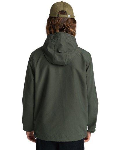 5 Alder Jacket Green M7553EAL Element