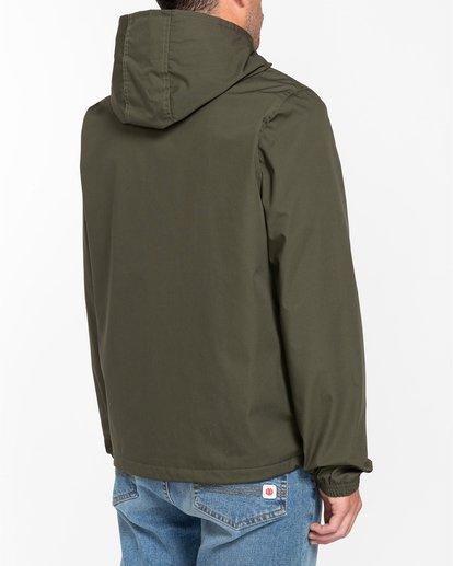 6 Alder Jacket Green M7553EAL Element