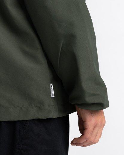 3 Alder Jacket Green M7553EAL Element