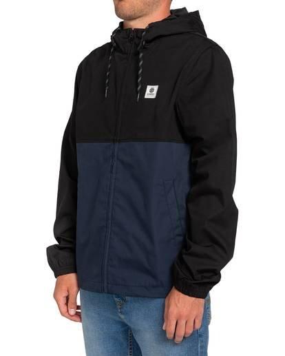 1 Alder Two Tones Jacket Blue M7563EAT Element