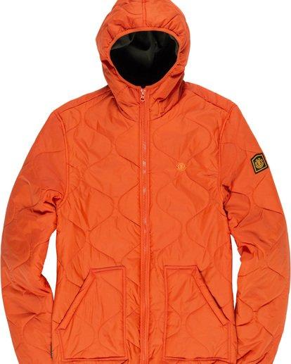 4 Davis 2 T-Shirt Jacket  M789VEAL Element