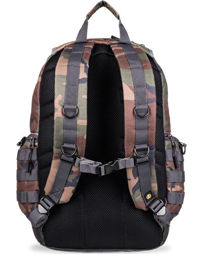 7 Cypress Recruit Backpack Black MABK3ECR Element
