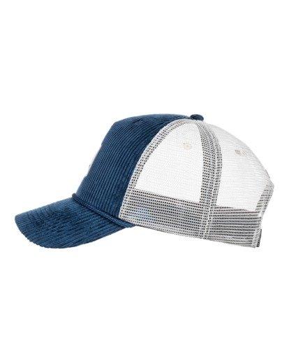 1 Bark Trucker Hat Blue MAHT3EBA Element