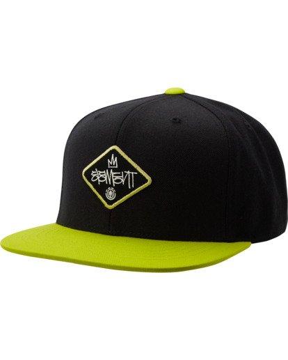 4 Recruit Snapback Hat Blue MAHT3ERE Element