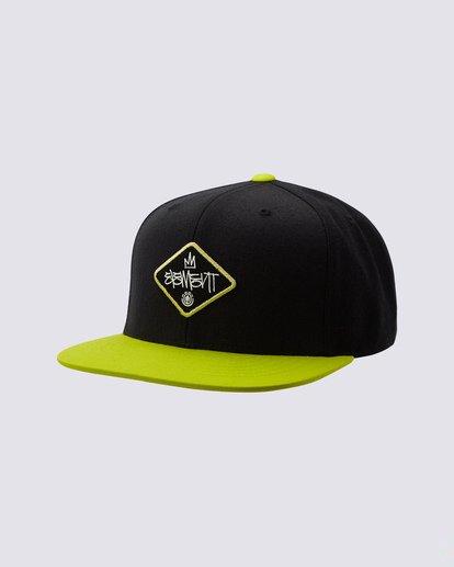 0 Recruit Snapback Hat Blue MAHT3ERE Element