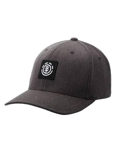 0 Treelogo Flexfit Hat Grey MAHT3ETF Element