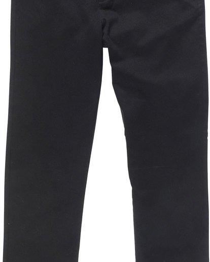 4 Sawyer - Trousers for Men Black N1PTA8ELP9 Element