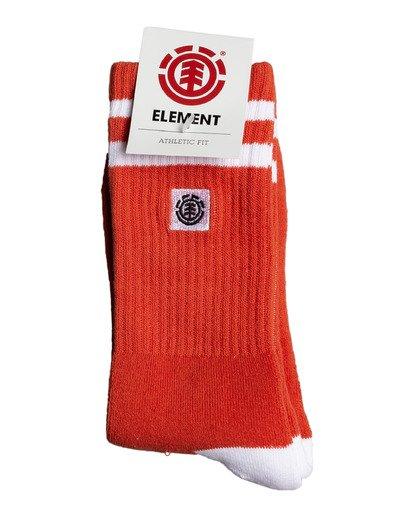 1 Clearsights - Socks for Men Orange N5SOA1ELP9 Element
