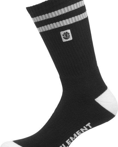 1 Clearsights - Socks for Men Black N5SOA1ELP9 Element