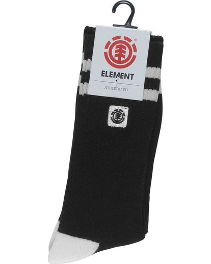 2 Clearsights - Socks for Men Black N5SOA1ELP9 Element
