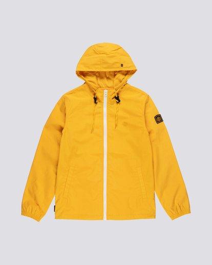 0 Home Free - wasserabweisende Jacke für Damen Silber S3JKA2ELP0 Element