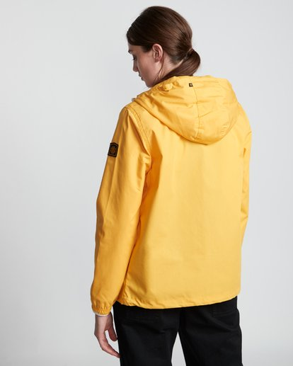 3 Home Free - wasserabweisende Jacke für Damen Silber S3JKA2ELP0 Element
