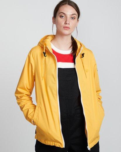 1 Home Free - wasserabweisende Jacke für Damen Silber S3JKA2ELP0 Element