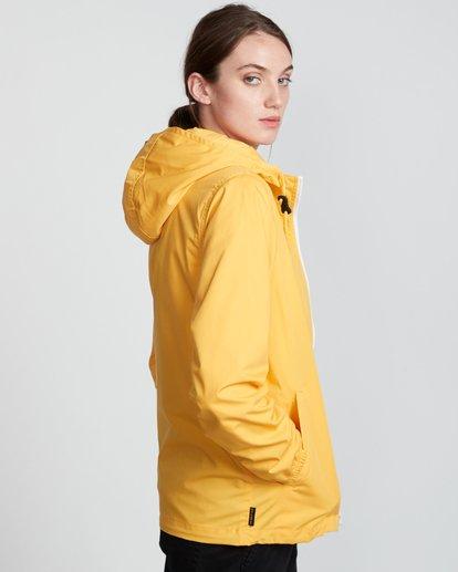 4 Home Free - wasserabweisende Jacke für Damen Silber S3JKA2ELP0 Element
