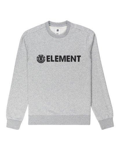 0 Blazin - Sweatshirt for Men Grey U1CRA1ELF0 Element
