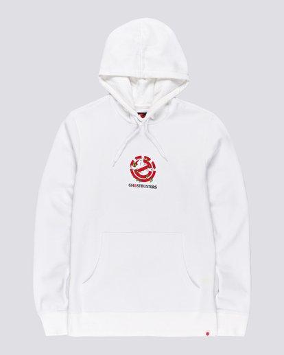 1 Ghostbusters Phantasm - Sweat à capuche pour Homme Blanc U1HOD9ELF0 Element