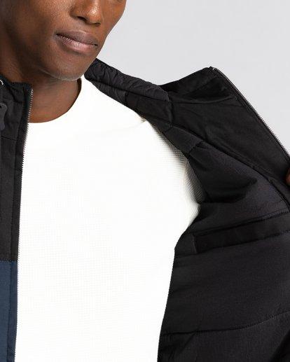 5 Wolfeboro Dulcey Two Tones - Water-Resistant Jacket for Men Blue U1JKC2ELF0 Element