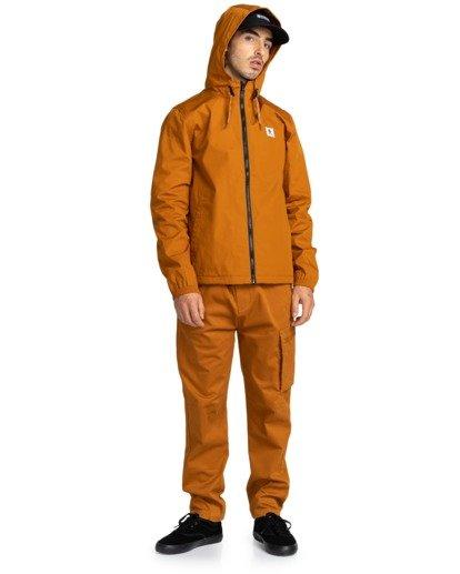 5 Wolfeboro Alder - Water-Resistant Jacket for Men Beige U1JKC3ELF0 Element