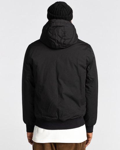 7 Wolfeboro Dulcey - Water-Resistant Jacket for Men Black U1JKF2ELF0 Element