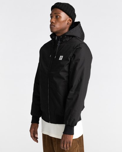 2 Wolfeboro Dulcey - Water-Resistant Jacket for Men Black U1JKF2ELF0 Element