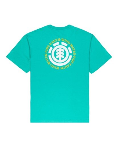 1 Seal Bp - T-Shirt for Men Blue U1SSG5ELF0 Element