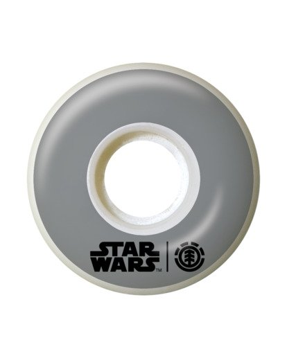 "1 Star Wars X Element 7.5"" Mandalorian Child - Skateboard Black U4CPD4ELF0 Element"