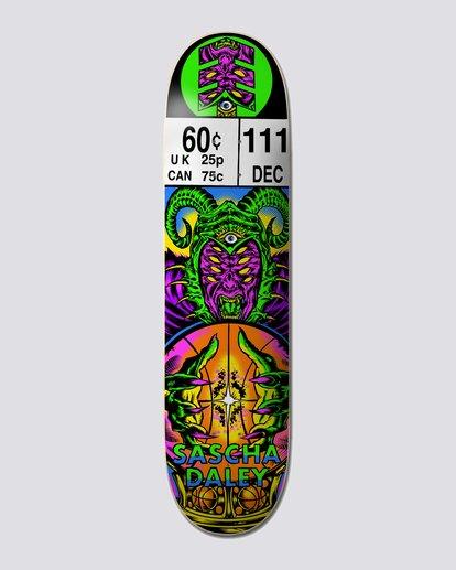 "0 L'Amour Supreme 8.25"" Amun Ra Sascha - Skateboard Deck Black U4DCA7ELF0 Element"