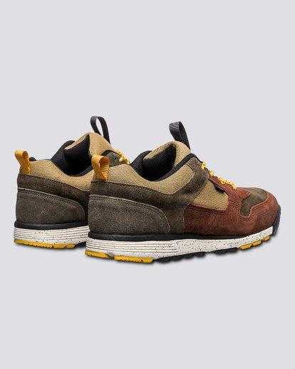 2 Wolfeboro Backwoods - Shoes for Men Red U6BW2101 Element