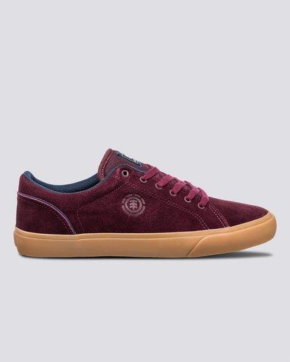 0 Creeton - Shoes for Men Red U6CRT101 Element