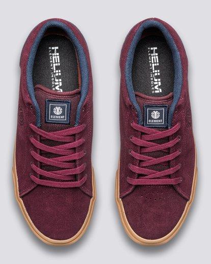 3 Creeton - Shoes for Men Red U6CRT101 Element