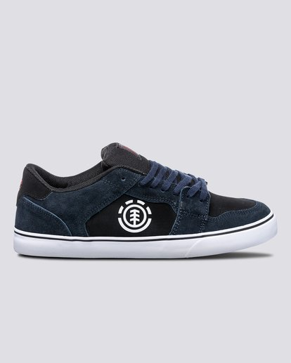 0 Heatley - Recycled & Organic Shoes for Men Blue U6HEA101 Element