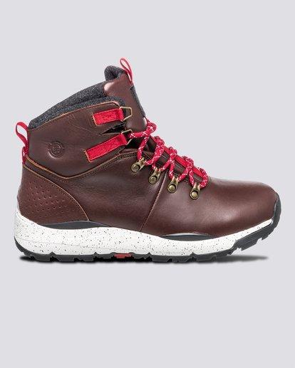 0 Wolfeboro Monde - Schuhe für Männer Braun U6MDN101 Element