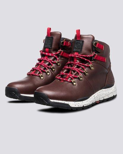 1 Wolfeboro Monde - Schuhe für Männer Braun U6MDN101 Element