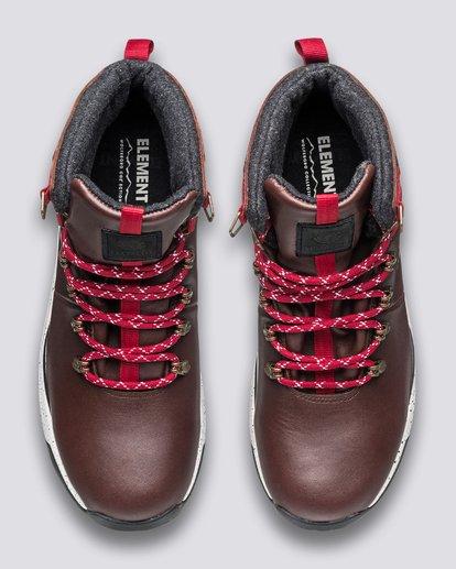 3 Wolfeboro Monde - Schuhe für Männer Braun U6MDN101 Element