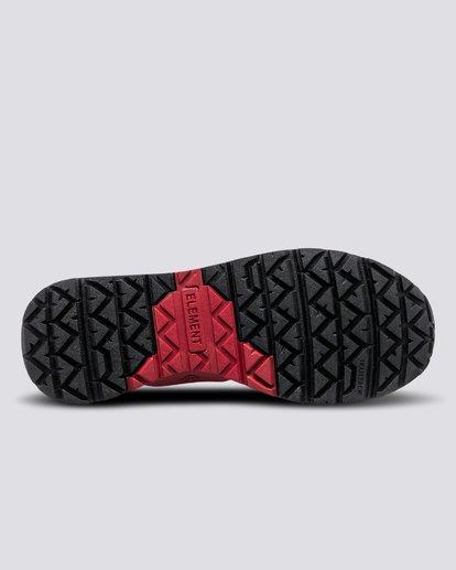 4 Wolfeboro Monde - Schuhe für Männer Braun U6MDN101 Element