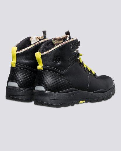 2 Wolfeboro Monde - Schuhe für Männer Schwarz U6MDN101 Element