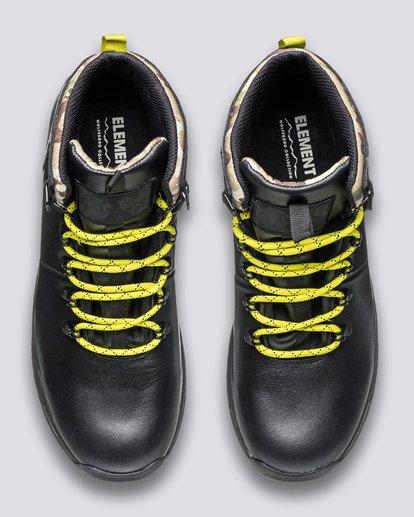 3 Wolfeboro Monde - Schuhe für Männer Schwarz U6MDN101 Element