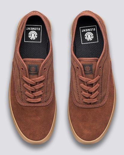3 Passiph - Shoes for Men Red U6PAS101 Element