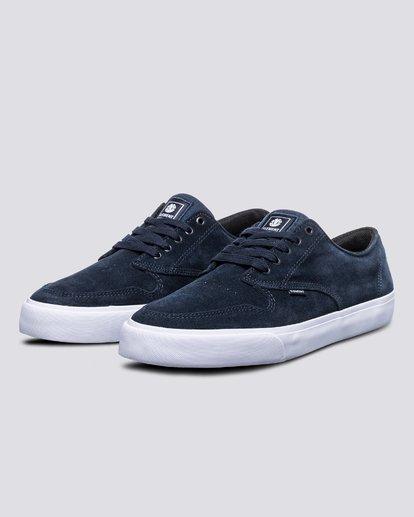 1 Topaz C3 - Recycled & Organic Shoes for Men Blue U6TC3101 Element